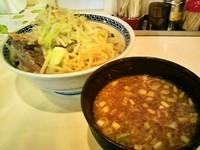 「濃厚カレーつけ麺」@麺家ぶんすけの写真
