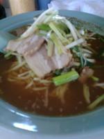 「ねぎチャーシュー麺」@ラーメンショップ 村山店の写真