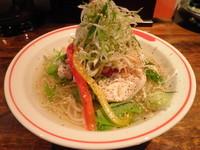 「【夏季限定】 葱塩冷やし中華 750円」@麺肴 ひづきの写真