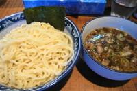 「つけ麺(大盛り)650円+100円」@めん処 樹の写真