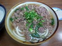 「肉うどん+小たま」@千とせの写真