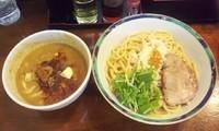 「【限定】 カレーつけ麺:950円」@らぁめん 葉月の写真