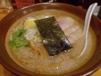 「魚系ダシコテ塩ら~めん(2ヶ月間限定)」@わのやの写真