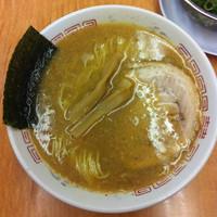 「てんぐラーメン 醤油 並」@ラーメン京都てんぐ 常磐店の写真
