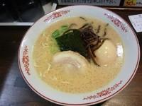 「豚骨醤油ラーメン」@豚骨ラーメン いちもんじの写真