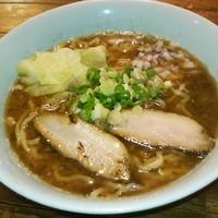 「豚と魚介の味噌」@力丸の写真