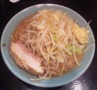「醤油Ⅰ型(並):700円」@ラーメンマシンガンの写真