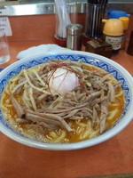 「坦々麺  5辛 850円」@大勝軒 南加瀬店の写真
