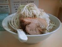 「ラーメン 700円(豚一つ)」@自家製ラーメン 大者の写真