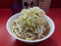 「ミニラーメン 野菜ちょいマシ」@麺屋 桐龍の写真