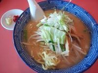 「野菜味噌ラーメン 750円」@蔵王桃花の写真