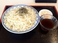 「つけ麺(550円)」@手延ラーメン 麺太の写真