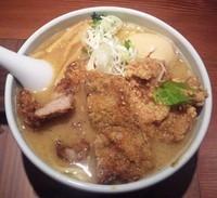 「二天ら~麺:1000円」@麺屋武蔵 二天の写真