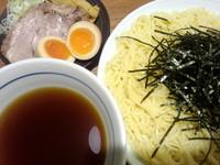 「和だしつけ麺(700円)+味玉(100円)」@中華そば 志の田の写真