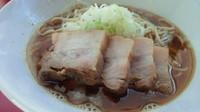 「比内鶏肉そば 750円」@自家製麺 伊藤 浅草店の写真