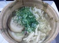 「城島流水炊き風ラーメン¥800」@阪神甲子園球場の写真