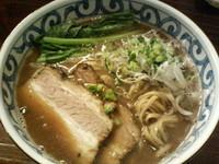 「仮称バリニボジョニー(裏メニュー・近日発売)」@らー麺屋 バリバリジョニーの写真