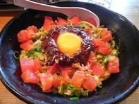 「【限定】 トマトの冷やし和え麺(大盛り) 850円」@凌駕IDEAの写真