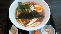 「限定 AOI秋味」@麺や 蒼 AOIの写真