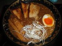 「武士味噌ちゃーしゅー 980円」@らーめん天聖の写真