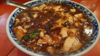 「マーボートウフ麺(味噌)700円」@来華の写真