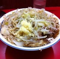 「小ラーメン(¥500)」@ラーメン二郎 目黒店の写真