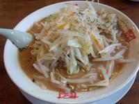 「びっくり野菜みそラーメン720円」@おおぎやラーメン 伊那店の写真
