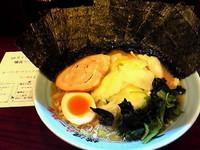 「醤油ラーメン麺固め¥650→¥500(開店特価)」@横浜らーめん いちばん家の写真