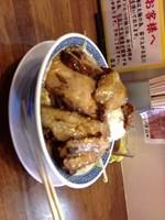 「ふじそば小豚(830円)」@らーめんブッチャー 函南店の写真