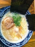 「Wスープのらぁめん¥680」@高砂らぁめん房の写真