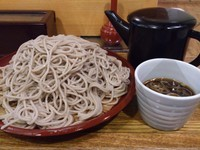 「もり(大盛り)_450円+玉子(60円)」@歌舞伎そばの写真