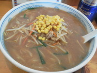 「味噌ラーメン(大盛り)」@いけまつの写真