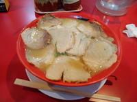 「チャーシュー麺(大)」@天天有 南店の写真
