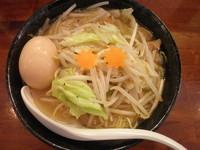 「【限定】 タンメンS62 780円+味玉(クーポン)」@New old style ゆいが 三郷店の写真