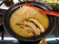 「鶏白湯ラーメン(しょう油味)」@麺の台所 なりわいの写真