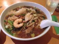 「生馬麺」@宝珍楼の写真
