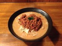 「味噌担々麺」@そらまめ拉麺本舗の写真