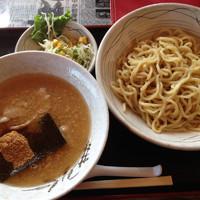 「頑八つけ麺」@ラーメン頑八 入間店の写真