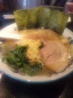 「らーめん 650円」@麺屋 めんりゅうの写真