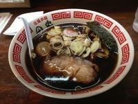 「東京煮干しラーメン」@円家 下妻店の写真