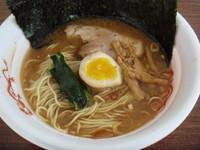 「僕が考えたあってり麺(あってりめんこうじ)700円」@第2回信州ラーメン合戦 諏訪・匠の陣の写真