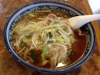 「サンマー麺(¥714)」@菊華飯店 本店の写真