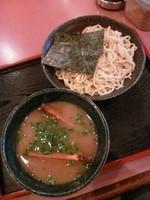 「つけ麺690円」@手造りラーメン 鶴の写真