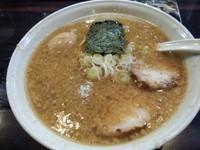 「スペシャル(太麺)大盛900円」@環七ラーメン 周麺の写真