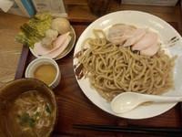 「蒼生特性つけめん(麺300g)950円」@麺屋桜木の写真
