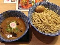 「濃厚魚介豚骨つけ麺 (850円)」@必死のパッチ製麺所の写真