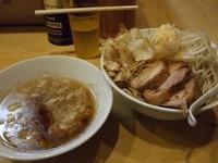「つけ麺(塩)+大盛」@ラーメン二郎 荻窪店の写真