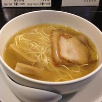 「香そば 塩」@麺屋 如水 本店の写真
