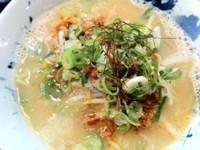 「辛肉らーめん¥720 +徳島丼¥350」@徳島らーめん 八正道 姫路飾磨加茂店の写真