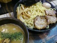 「つけ麺 味玉 ¥850」@高田光幸の写真
